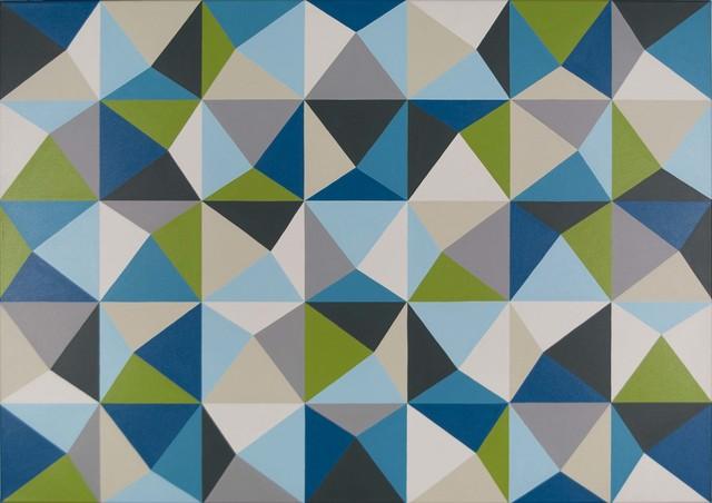 , 'Tribeca,' 2017, Smart Gallery BA
