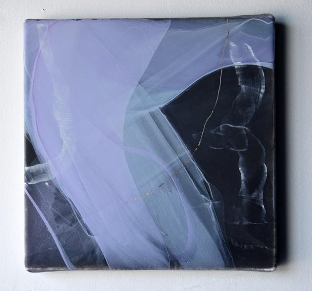 Marina Dunbar, 'Movement Study in Midnight Grey 9', 2019, Miller Gallery Charleston