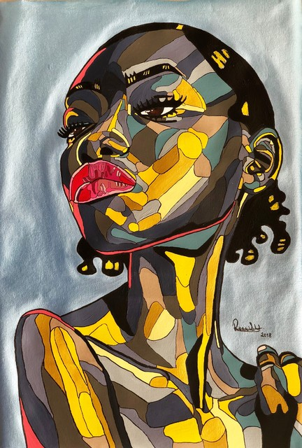 , 'NWANNE,' 2018, Jonathan Ferrara Gallery