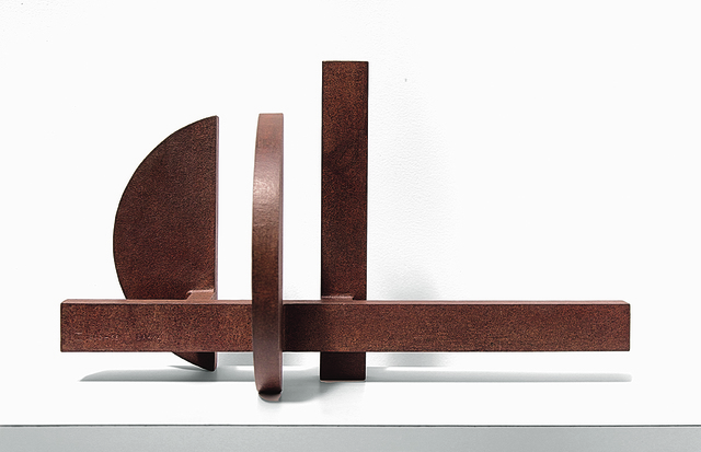 , 'droite courbe,' 1963-1965, Mark Hachem Gallery