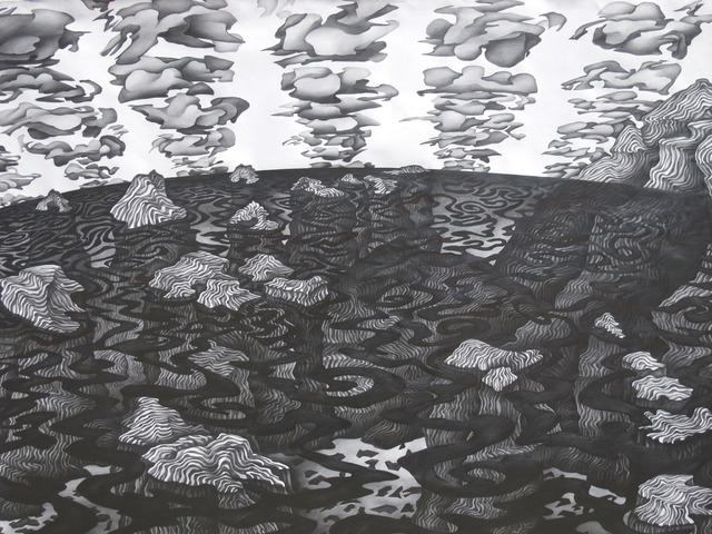 , 'Assembling Landscape IX,' 2012, Moskowitz Bayse