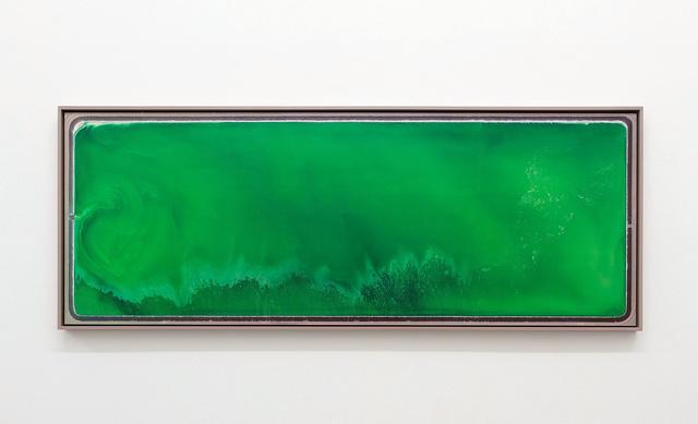 Mishka Henner, 'Evaporation Pond #1, SRP Mesquite Generating Station', 2018, Bruce Silverstein Gallery