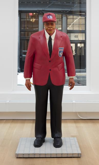 , 'Mr. Richard Hall (Tuskegee Airman)  ,' 2017, Alexander and Bonin
