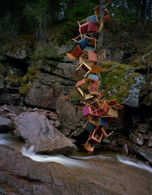 , 'A statique dynamique force,' 2014, Galerie Olivier Waltman | Waltman Ortega Fine Art