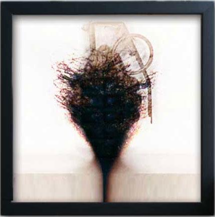 , 'TRIANGLE DES BERMUDES,' , Mark Hachem Gallery