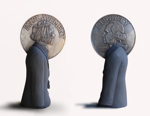 , 'Las Dos Caras de la Misma Moneda | The Two Sides of the Same Coin,' 2011, Alvarez Gallery