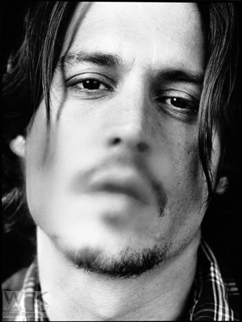, 'Johnny Depp,' 2005, Weiss Katz Gallery