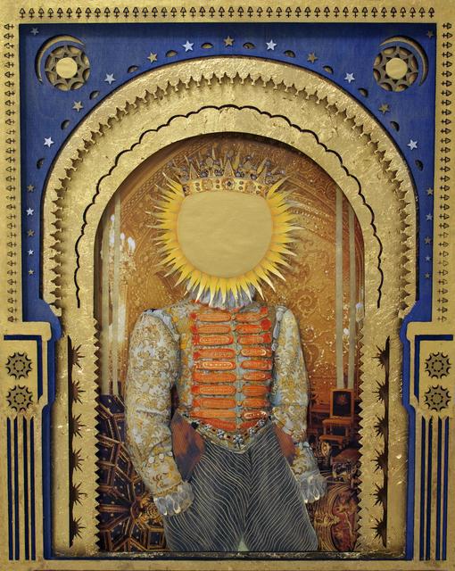 , 'SOL KING,' 2017, Deep Space Gallery