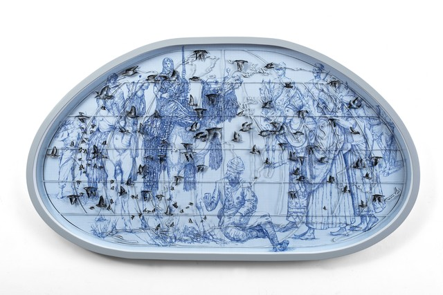 , 'Migrazioni 5,' 2016, Artvera's Art Gallery