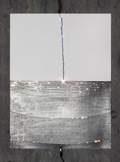 , 'Electro-graph #41,' 2015, Damiani