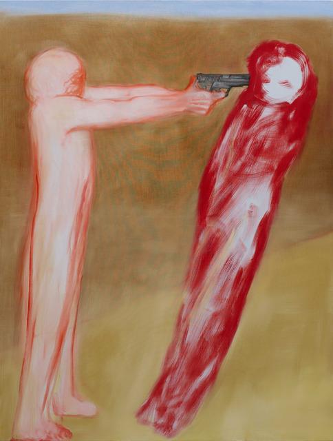, 'erschiessen,' 10.05.2013, Meyer Riegger