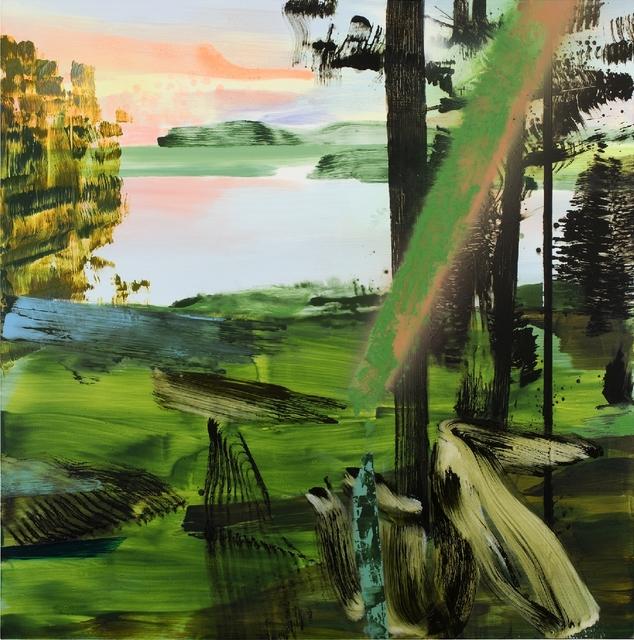 , 'Pastures of Plenty I,' 2018, Galleria Heino