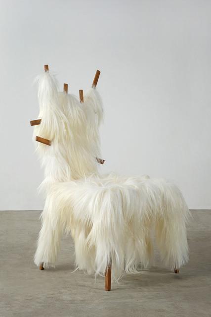 , 'Kidassia Chair,' 2013, Giustini/Stagetti Galleria O. Roma