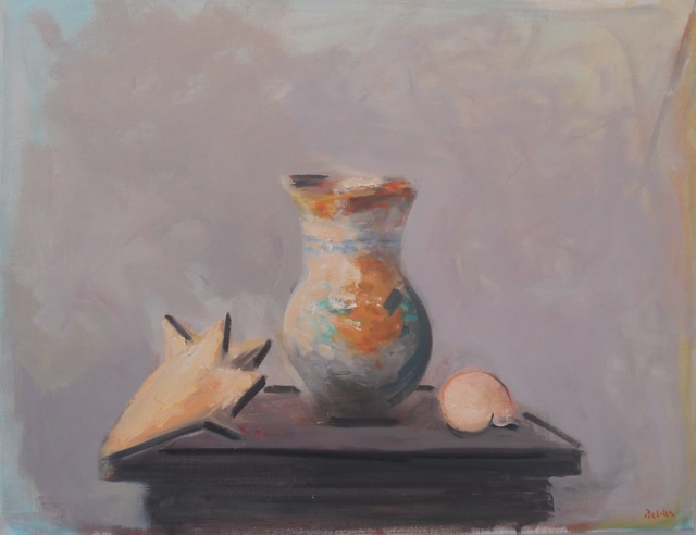 , 'Pitcher and Shells #4,' 2015, Bookstein Projects