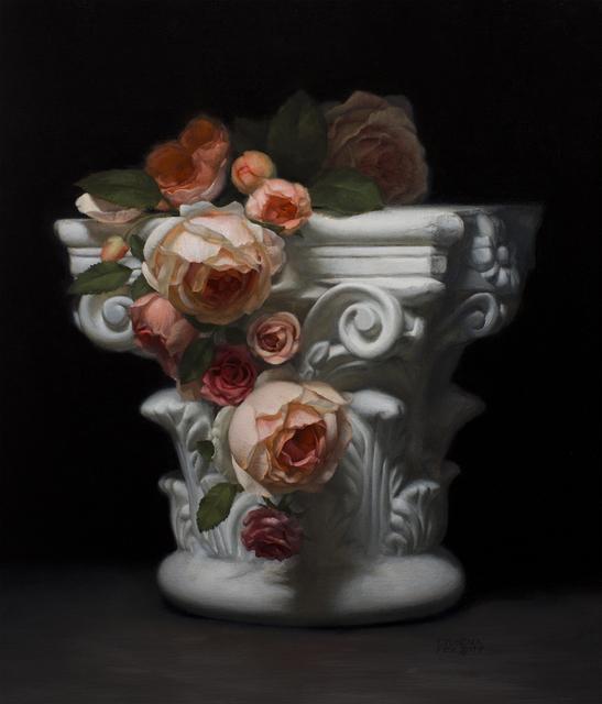 , 'Memento Roses,' 2017, Snow Pearl Art Gallery