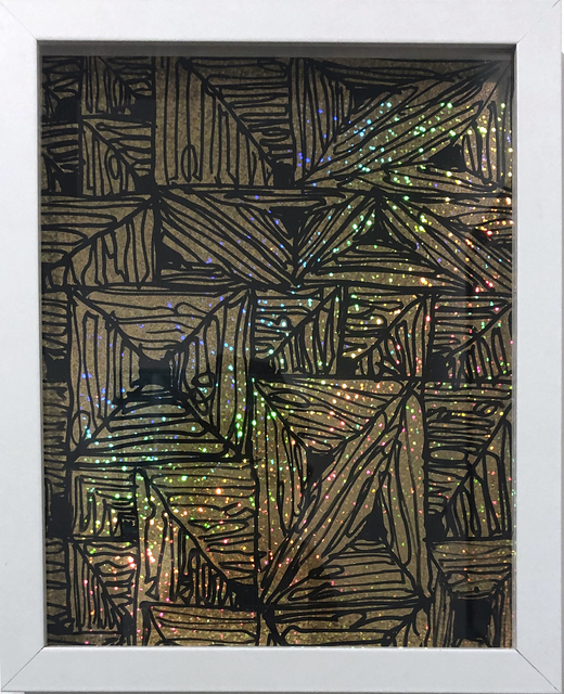 Clarence Rich, 'Maelstrom Hologram 3', 2019, Deep Space Gallery