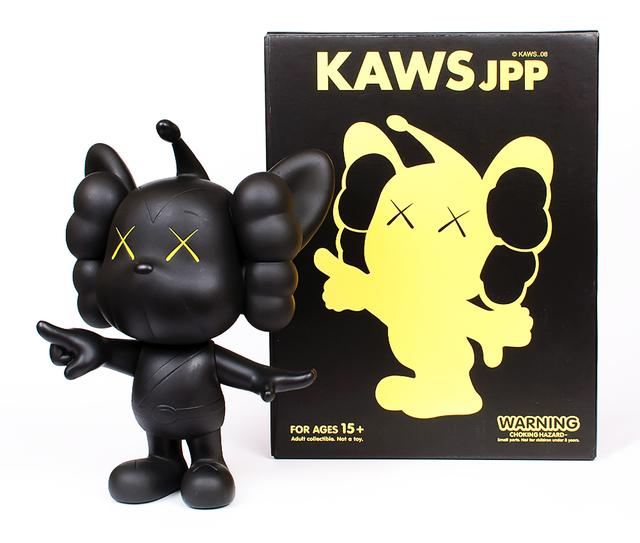 KAWS, 'JPP (Black)', 2008, Lougher Contemporary