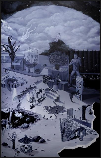 , 'Günah Keçisi / ScapeGoat,' 2014, Sanatorium