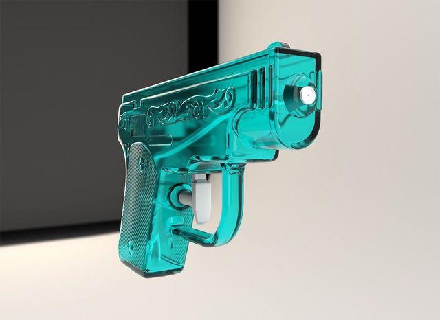 , 'Squirt Gun,' 2017, Salon 94