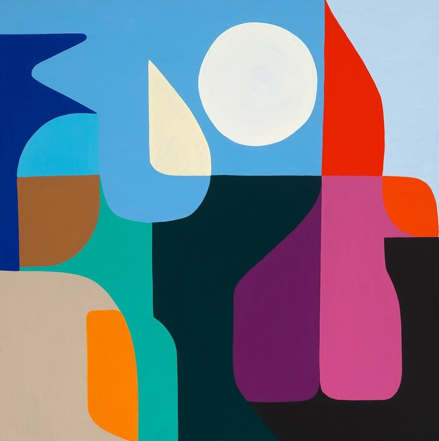 , 'Space Race,' 2015, Olsen Irwin