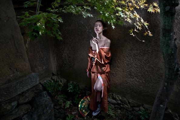 , 'Quorra IX, Hanazono, Japan,' 2013, Fahey/Klein Gallery