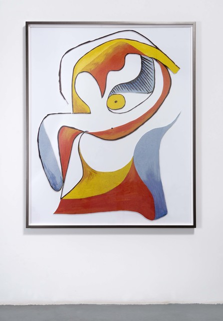 , 'Untitled (Repose),' 2018, Galería OMR