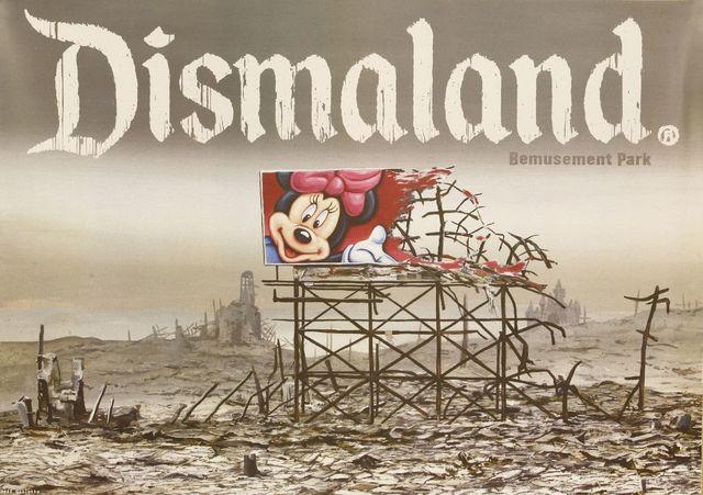 After Banksy, 'DISMALAND', Sworders