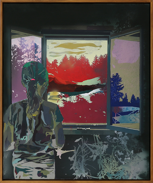 , 'Window 窗外,' 2017, ART LABOR Gallery