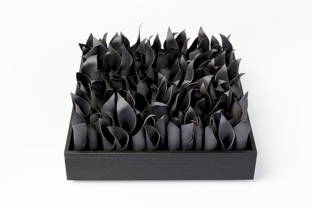, 'black forest 1,' 2015, Gallery LEE & BAE