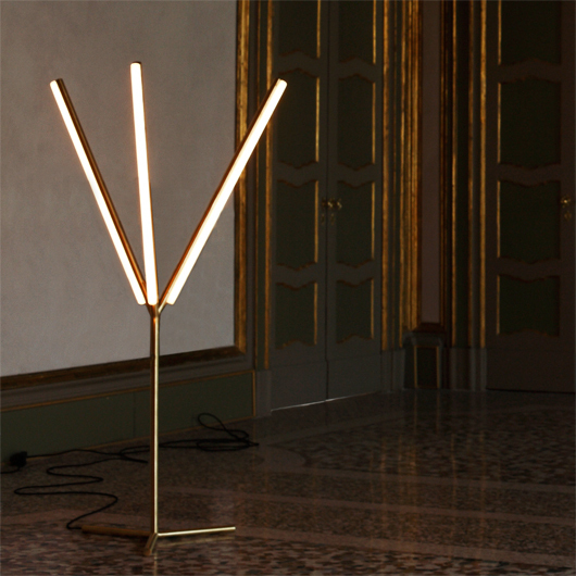 , 'Lit Lines, Floor Light 1,' 2011, Nilufar Gallery