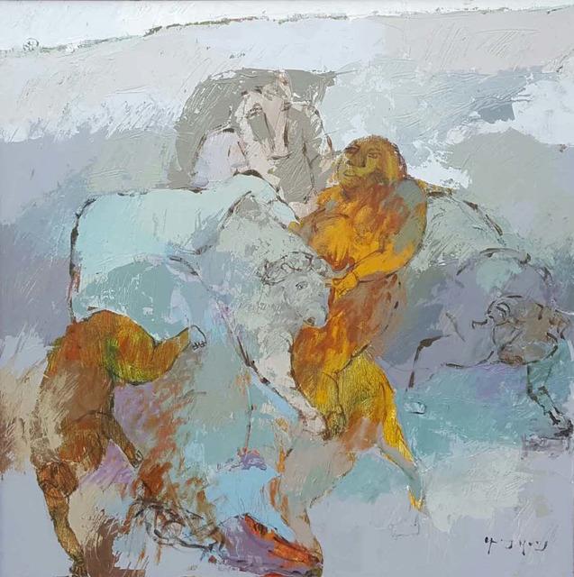 , 'Horse Down,' 2014, ARTSPACE 8