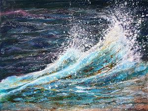 Carrie Lynn Goller, 'Storm Pacifica', 2019, Carrie Goller Gallery