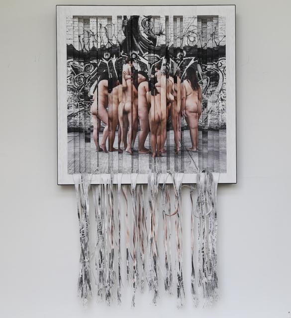 , 'Ceremonia Citadina,' 2013, Terreno Baldío
