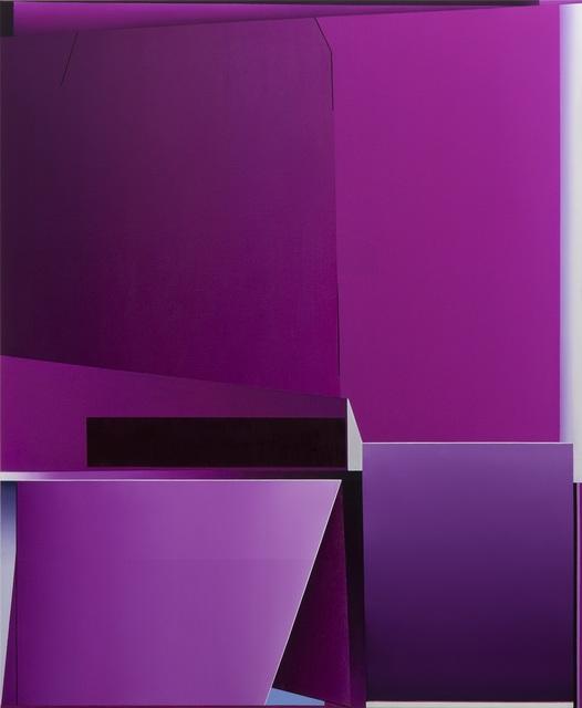 , 'KM,' 2013, PIFO Gallery