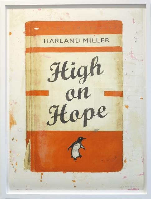 , 'High On Hope,' 2014, IKON Ltd. Contemporary Art