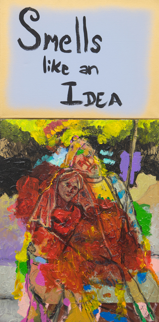 , 'Smells like an Idea,' 2017, Freight + Volume
