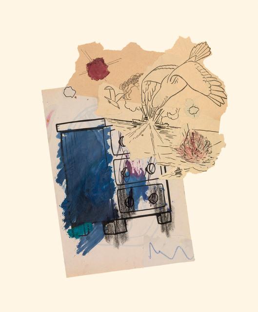, 'Childs Bureau 8/12/15,' 2015, Miller Yezerski Gallery