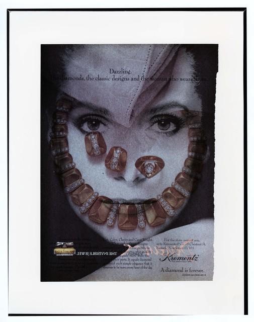 Robert Heinecken, 'PP/Deneuve', 1988, Rhona Hoffman Gallery