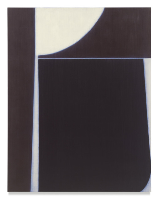 Suzanne Caporael, '751 (pour)', 2018, Miles McEnery Gallery