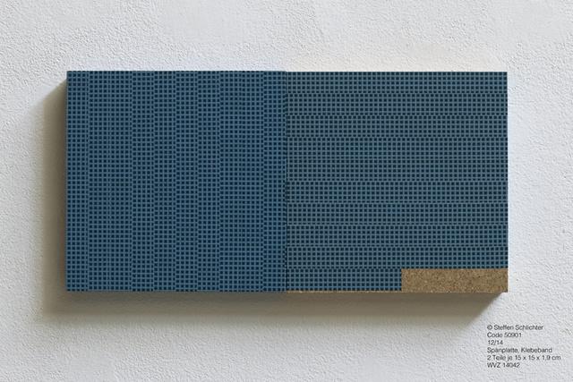 , 'Code 50901,' 2014, Galerie Reinhold Maas