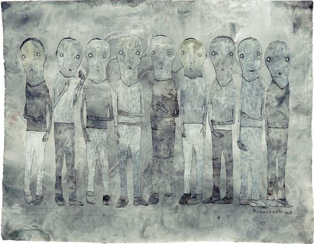 , 'Conversation VII,' 2019, One Off Contemporary Art Gallery