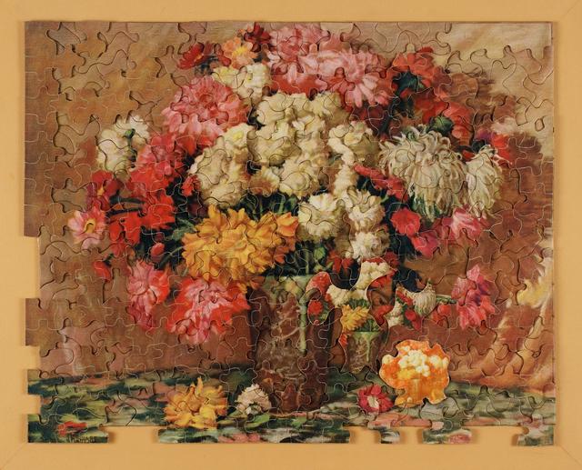 , 'Xrysxrossanthemums,' 1978, Tibor de Nagy