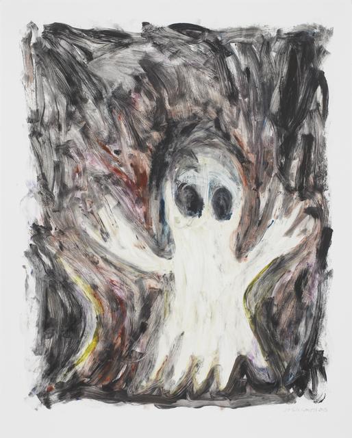 , 'Ghost,' 2015, Galerie Eva Presenhuber