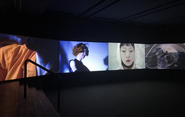 , 'Fleeting strangers,' 2017, Leo Gallery