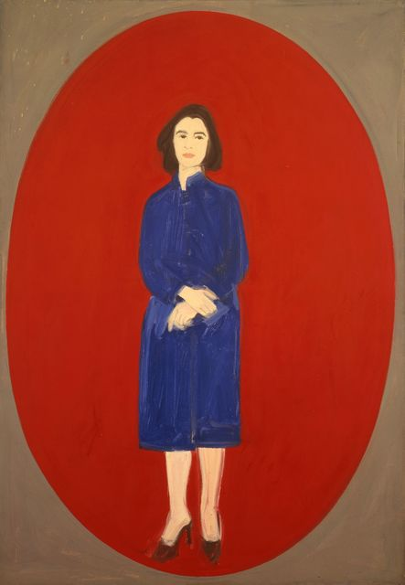 , 'Ada (Oval),' 1959, Colby College Museum of Art