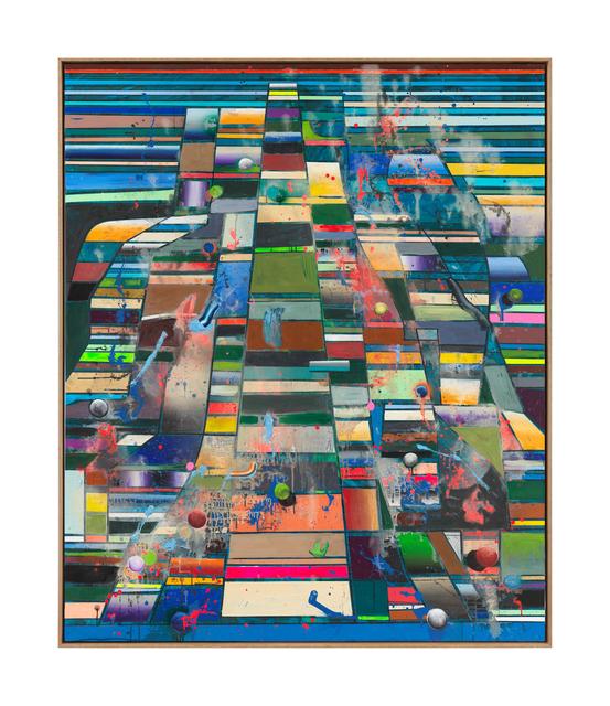 , 'Muh'tam'bo,' 2018, Hans Alf Gallery