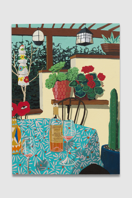 Hilary Pecis, 'Summer Patio', 2019, The Pit