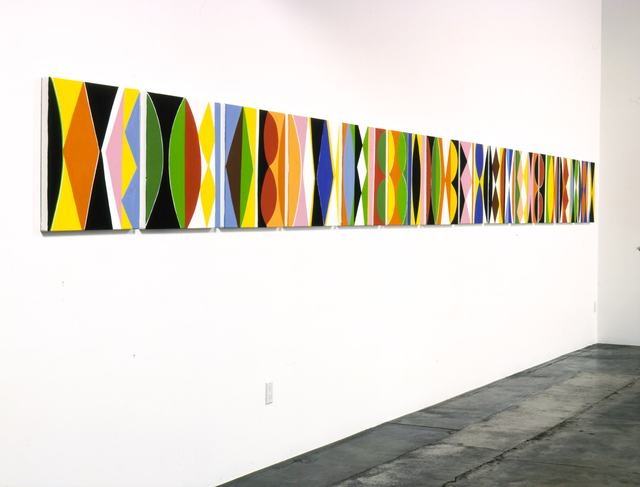 , 'Untitled Canvas #1 – 13,' 2004, Rosamund Felsen Gallery