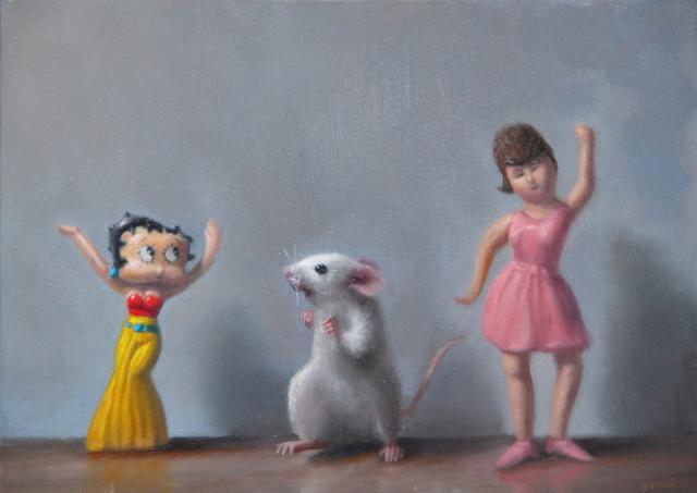 Stuart Dunkel, 'Let's Have a Kiki', ca. 2019, Abend Gallery