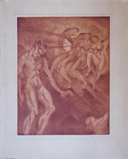 , 'Bacchus,' 1926/27, Osborne Samuel